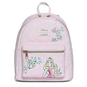 🌼Disney Loungefly Sleeping Beauty Aurora mini bag